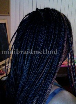 Frizz and Extension Braids