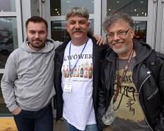 Adam Czogalla (Perun), Piotr Dusza (Tenczynek), Jacek Materski (Artezan)