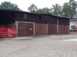 Dawne garaże straży pożarnej