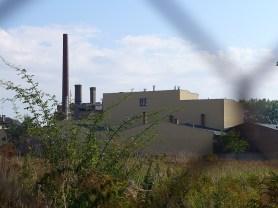 Widok od ul. Przykop