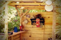 Outdoor kitchen MiniCasas 4
