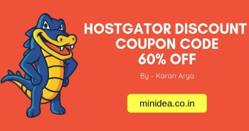 HostGator Discount Coupon Code