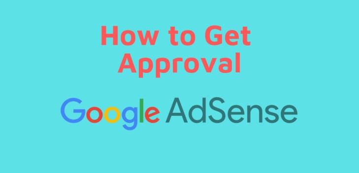Google Adsenseapproval process