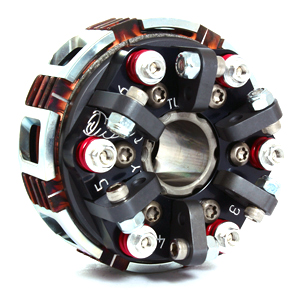 "1"" Turbo 4 disc 6 spring clutch"