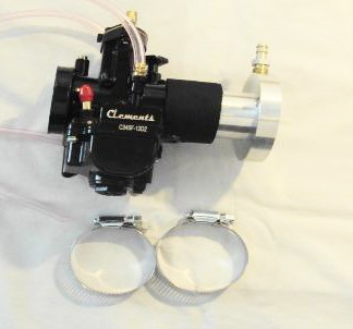 Flatslide Carburetor 34mm