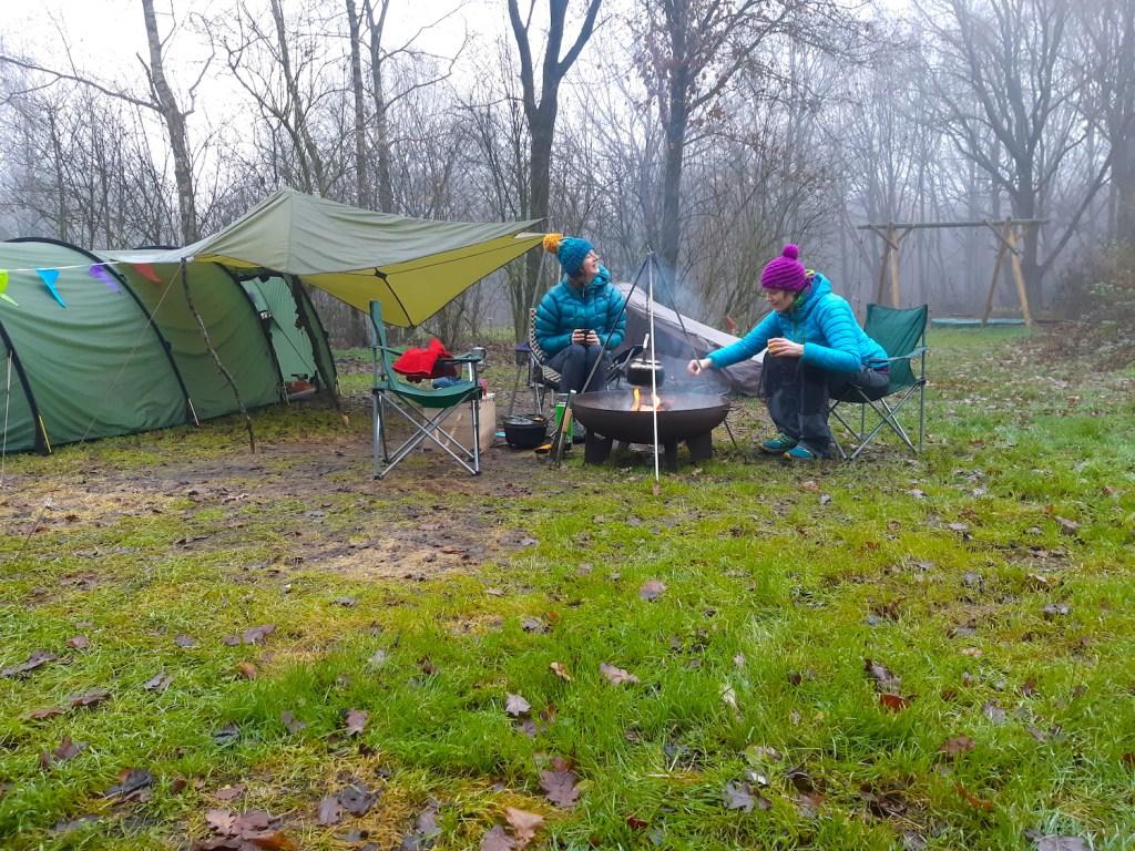 Camping Voscheheugte in Drenthe