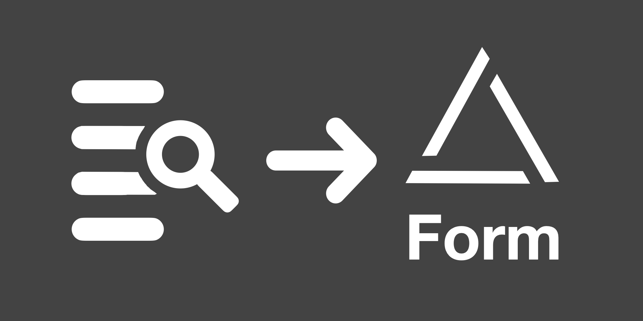 Lookup Fields in miniExtensions Form