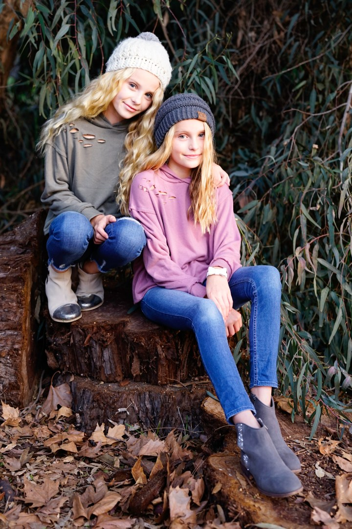 Winter Vibes with Ten Sixty Sherman Girls