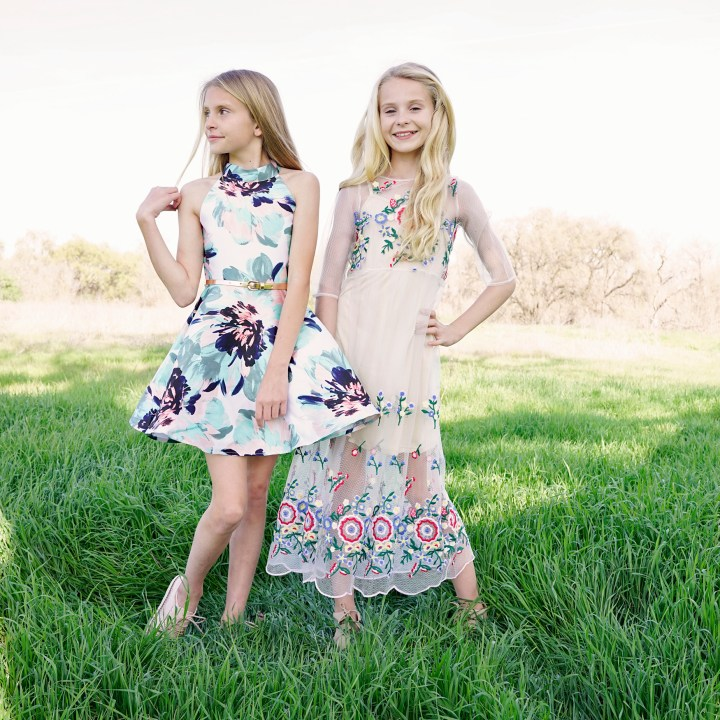 Easter Dresses Tween Girls