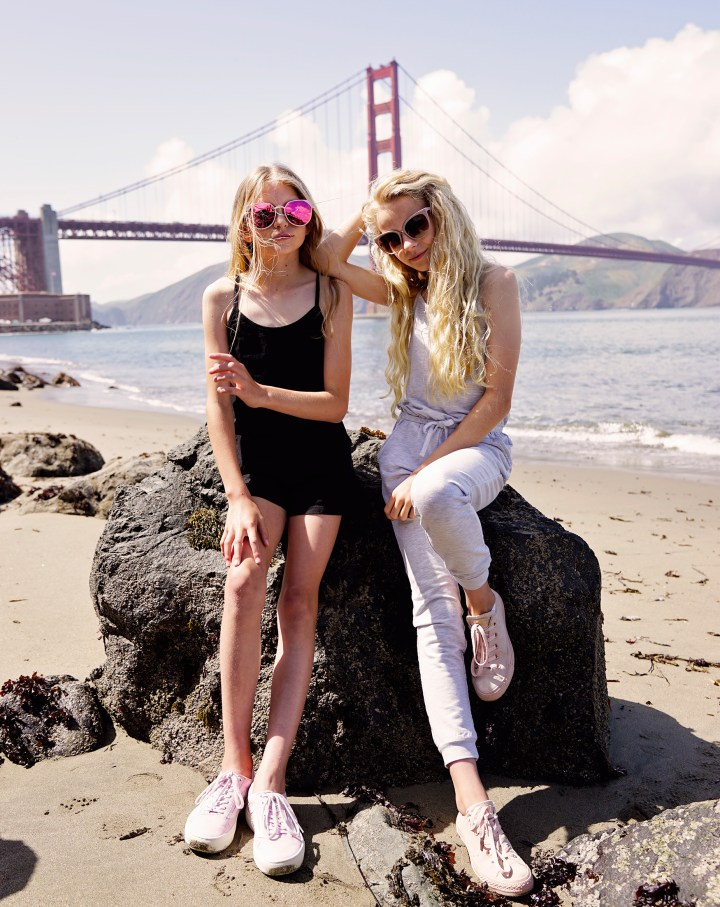 San Francisco in Habitual Girl