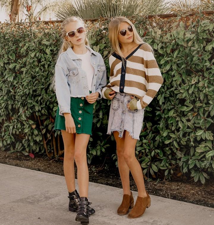 New Hayden Girls