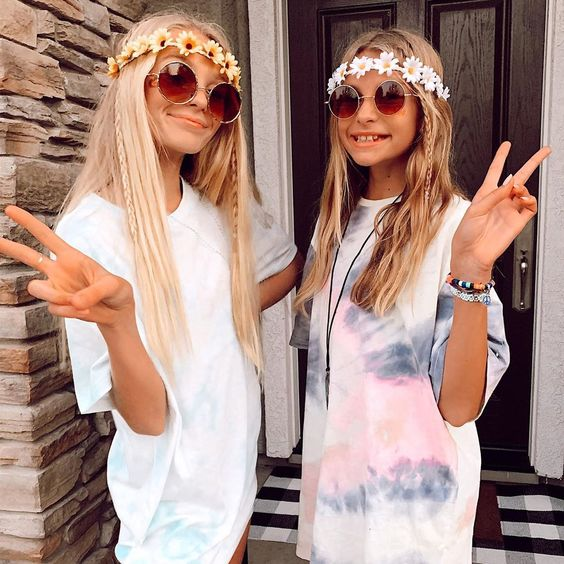 Hippie Costume Teens
