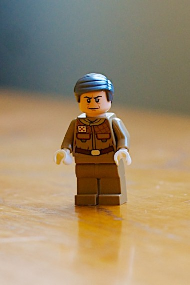 Lego Rebel Commander