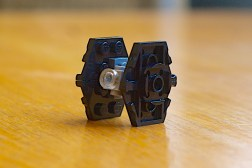 Micro Lego Tie Fighter