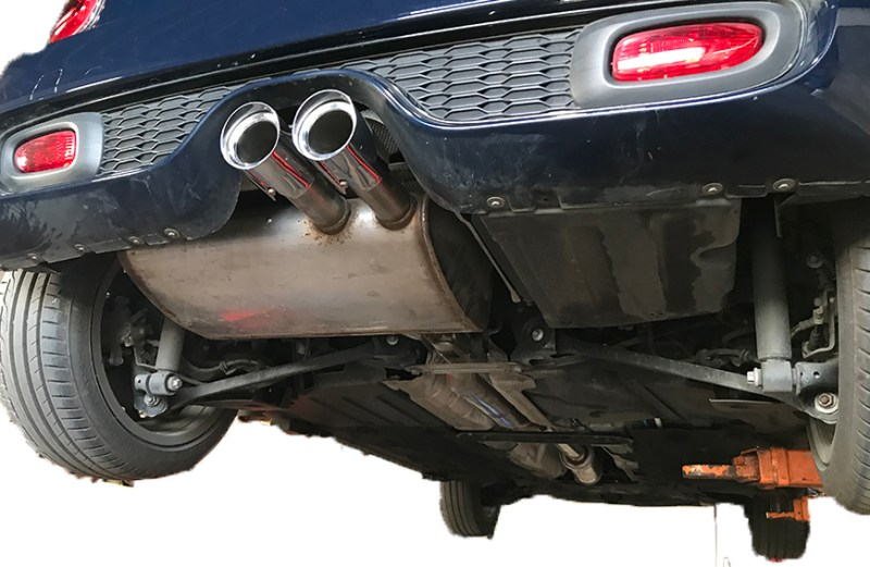 F56 JCW Exhaust Upgrade