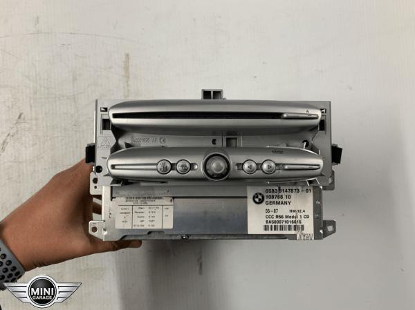 R56 Mini Sat Nav CCC Head Unit
