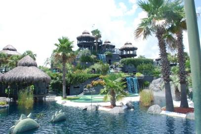 The splendor of Atlantis.