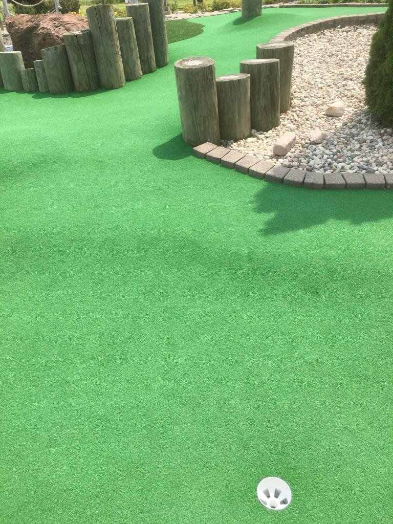 Mulligan's Hole 17 — Mini Golf Reviews