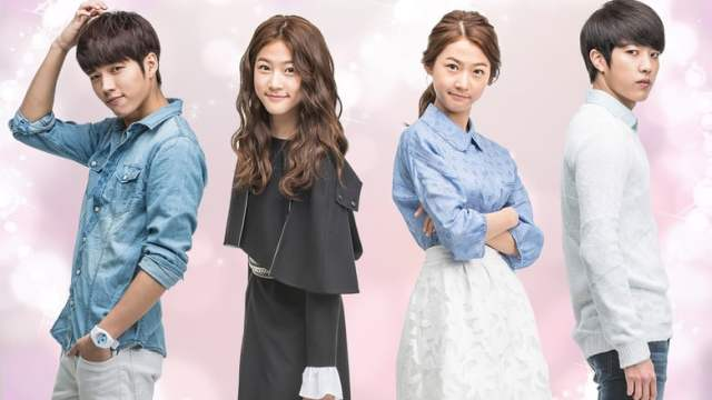 High School Love on Temmuz Kore dizisi