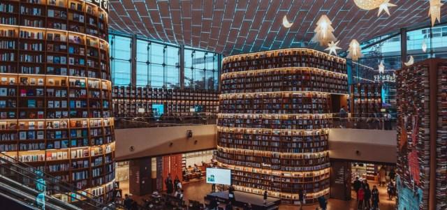 Korece öğrenmek isteyenlerin bayılacağı Starfield kütüphanesi