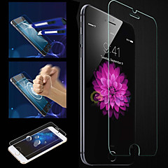 Vidrio templado 1pc clara película de la pantalla frontal para el iphone 6s / 6