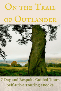 Outlander tour 11-18 April