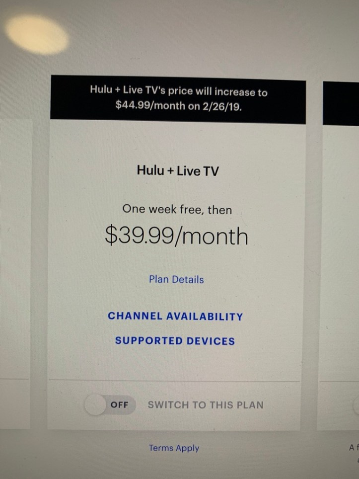 Cut the Cord – Hulu Live TV – miniLiew