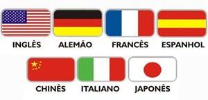 idiomas intensivo 2008