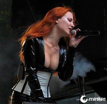 Epica Simone Simmons