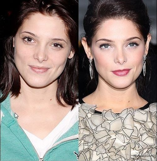 Celebrities-with-and-Without-Make-Up-003