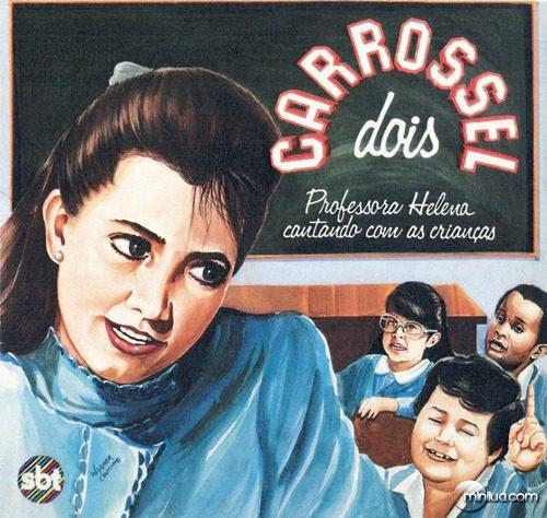Carrossel 2 Capa CD