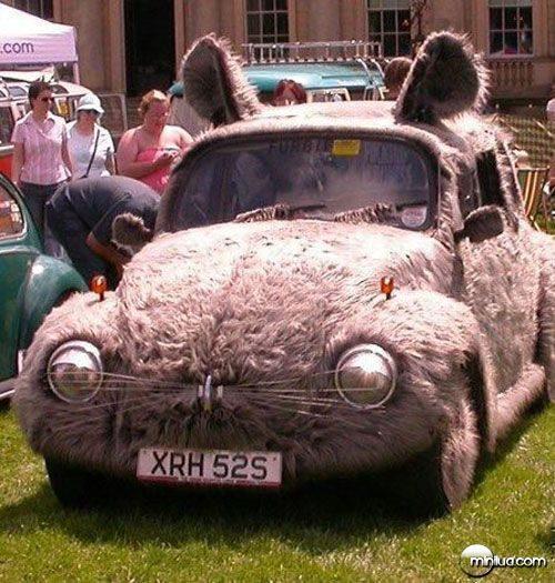bunny-car