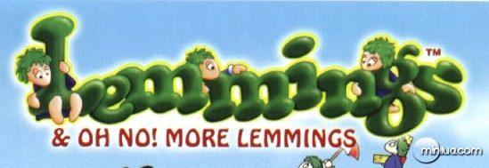 Lemmings_Oh_No_More_Lemmings_pal