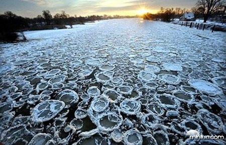 Rio Congelado