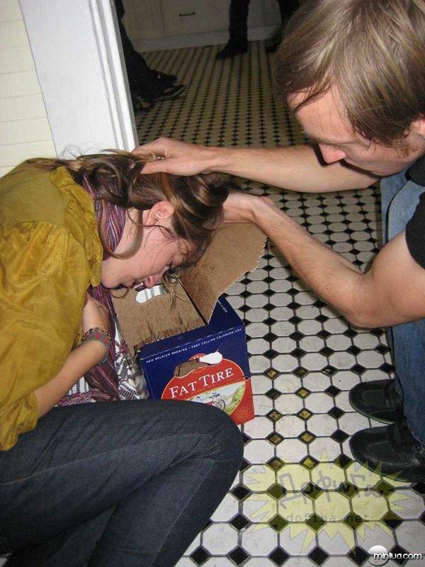 Fotos da mulherada no final de festa - Parte 6 (7)