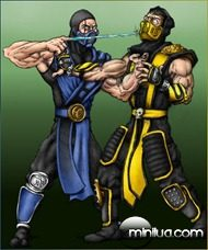 Sub_Zero_vs_Scorpion_by_D1u9c7k9
