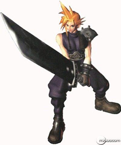 Cloud-sword