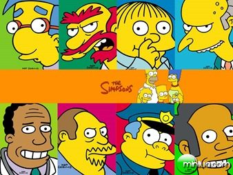 simpsons-characters