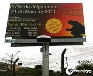 Fim do Mundo- Family Radio
