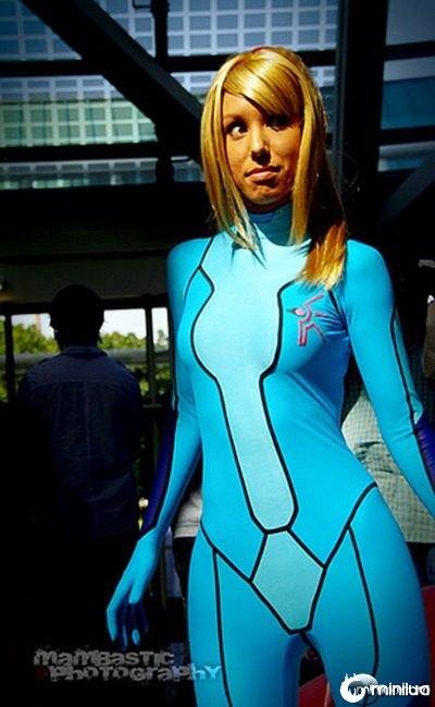 2010 Anime Expo - Zero Suit Samus
