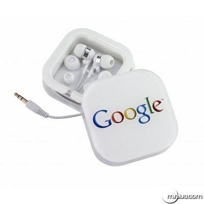 fone de ouvidos google