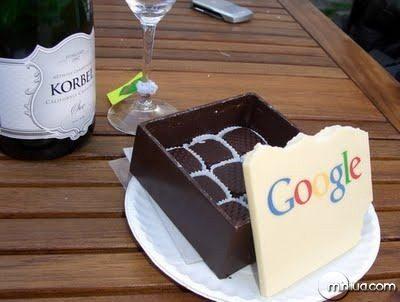 google-chocolate