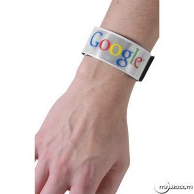 pulseira google