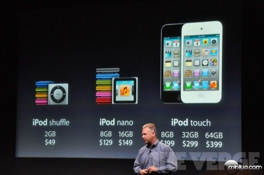 ipods iphone4s