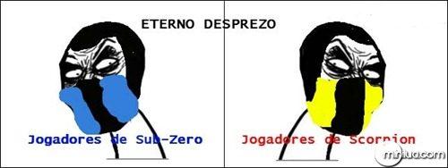 scorpion vs sub zero