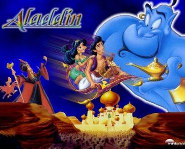 Animações que marcaram época: Aladdin #22