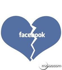 facebook-heart-break