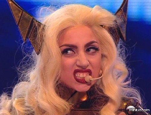 lady gaga diabo