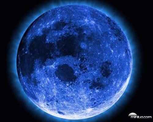 lua azul 2