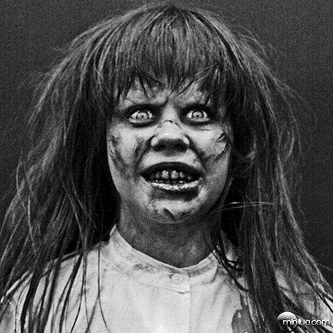 Linda Blair - Regan Mc'Neil - O exorcista - Pencas de Bafon (4)